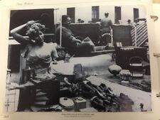 RIPRODUZIONE FOTO ALINARI MERCATINO DELLE PULCI A ROMA 18X24 1940 (5)