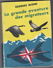 La grande aventure des MIGRATEURS - Animaux - Nature