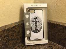 New agent 18 slim shield graphic iphone 6 sailor spirit black & white