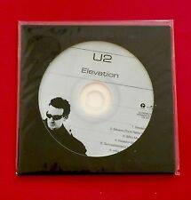 U2 Elevation Remixes Mexican Promo CD single MEXICO 6 TRACKS CARD SLEEVE