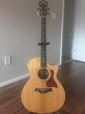 Taylor 414ce Acoustic/Electric Guitar 400 Series w Hard Case