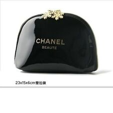 Chanel Beauty Maquillage Makeup Trousse Bag Pouch Clutch
