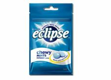 2 packs of Eclipse Chewy Mint in Peppermint Flavour