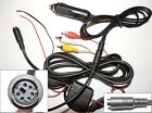 Headrest DVD Monitor Power Supply Cigarette Lighter PowerCable-A