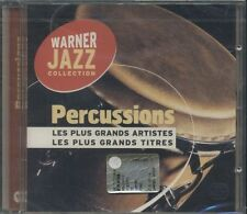 Percussions - Warner Jazz (Ray Barretto/Mongo Santamria/Montego Joe) CD M