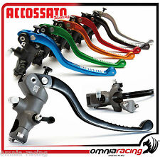 Accossato Racing Pompa Freno Radiale 19x20 Strada Pista CY029 - Brake Pump