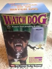 Home Electronic Burglar Alarm dog Barking Motion Sensor -Keep Safe Security