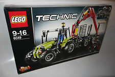 LEGO® Technic 8049 Traktor mit Forstkran Neu  Tractor with Log Loader NEW MISB