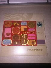 "Starbucks 2003 ""Box of Chocolates"" Gift Card HTF"
