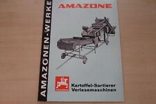 162882) Amazone Verlesemaschine Prospekt 03/1979