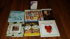 Beautiful and Inspiring Collection of Mother and Grandmother Books (Lot of 7)