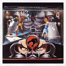 Thundercats SDCC WilyKit and WilyKat Figure 2 pack - New in stock