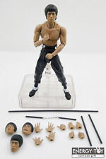 New BRUCE LEE Action Figure 75th Anniversary Figures Figurine Toy S.H. Figuarts