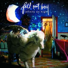 PRE ORDER: FALL OUT BOY - INFINITY ON HIGH    (LP Vinyl) sealed