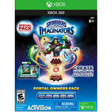 NEW Skylanders Imaginators Portal Owners Pack Exclusive Xbox 360 FREE SHIPPING