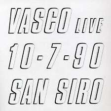 Vasco Live 10-07-90 San Siro - Rossi Vasco CD EMI