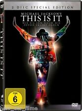 Michael Jackson's THIS IS IT (2-Disc Special Edition im Schuber) NEU+OVP