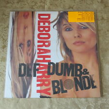 Blondie-Deborah Harry-Def Dumb & Blonde + Inner sleeve LP Nr.Mint/Nr.Mint