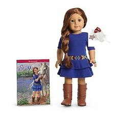 American Girl SAIGE sage DOLL + BOOK + BONUS Holiday shoes & tights GIFT SET