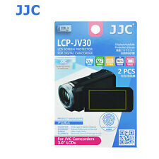 LCD Film Screen Protector JVC Camcorder GC-PX100 GZ-R450BUS GZ-R320US Camcorder