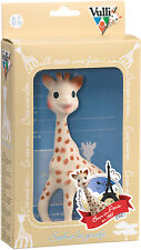 Vulli SOPHIE THE GIRAFFE ORIGINAL VERSION GIFT BOX Baby Teether/Teething Toy BN