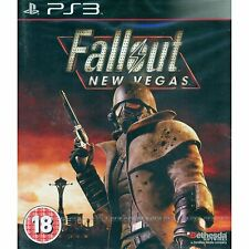 PS3 Games Fallout New Vegas Brand New & Sealed