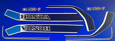 HONDA CB900FZ RESTORATION DECAL SET