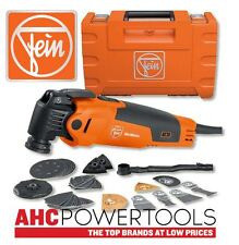 Fein FMM350 QSL Multimaster Multi Tool Top Kit with Starlock 240v