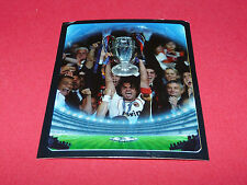 6 AC MILAN MALDINI WINNER 2007 UEFA PANINI FOOTBALL CHAMPIONS LEAGUE 2007 2008