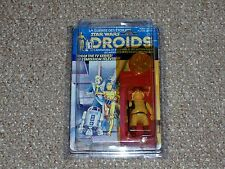 1985 Kenner Star Wars Droids Cartoon Uncle Gundy MOC Brand New Canadian Version