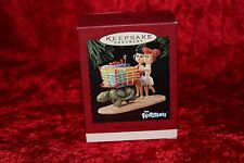 Hallmark Christmas Ornament 1995 Betty & Wilma The Flintstones