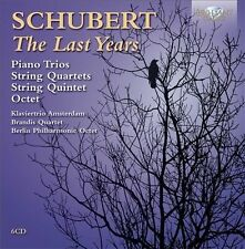 Schubert:Last Years, Schubert: the Last Years, New Import