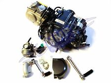 HMParts Pit Bike Monkey Motor SET Lifan 125 ccm 1P54FMI Kick & E-Start unten