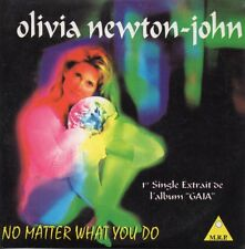 ★☆★ CD Single Olivia NEWTON-JOHN No matter what you do 3-track CARD SLEEVE  ★☆★