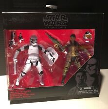 Star Wars Black Series 6 Inch Target Exclusive Poe Dameron & Riot Trooper