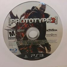 Prototype 2 (Sony PlayStation 3, 2012) DISC ONLY #9062