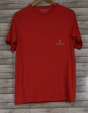 Polo Ralph Lauren Mens Large Red Short Sleeve Athletic Shirt