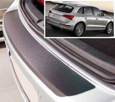 Audi Q5 - Effetto Carbonio paraurti posteriore Protettore