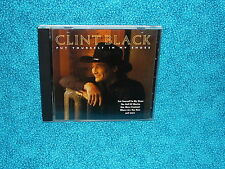 Clint Black Put Yourself in my Shoes 1990 Music CD