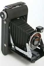 Antique Kodak Vigilant Junior Six-20 With Box And Instructions