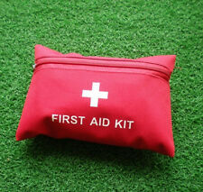 1Pc First Aid Emergency Kit Car Bike Home Medical Camping Office Travel Supplies