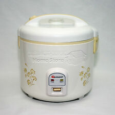 18 CUPS 2.8L LITRE NON STICK AUTOMATIC ELECTRIC RICE COOKER POT WARMER WARM COOK