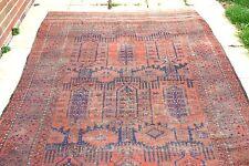 £ 2900 antico fatto a mano Persiano afghano Balouch LANA TAPPETO 300 X 180