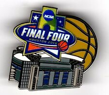 """2016 MEN'S FINAL FOUR HOUSTON STADIUM PIN MARCH MADNESS MORE """"FOUR"""" IN STORE!!"""