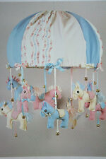 Pony/Horse Mobile and Parachute Dog/Puppy Mobile Toy Sewing Pattern