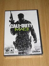 NEW AcTiVision Call Of Duty: Modern Warfare 3