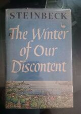 THE WINTER OF OUR DISCONTENT John Steinbeck 1961 - First Edition