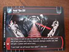Star Wars TCG ANH Hold Em Off