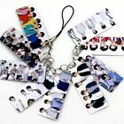 Kpop EXO Temperature EXO Phone Chain Hanging Pendant Strap Accessory Animation