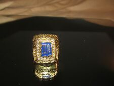 2006 DETROIT TIGERS CHAMPIONSHIP REPLICA RING SZ 11 US SELLER GOLD COLOR